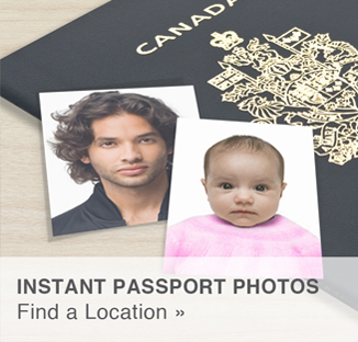 Walmart Portrait Studios | Passport Photos | Family Photography